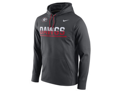 Georgia Bulldogs Nike NCAA Men's Circuit Hoodie