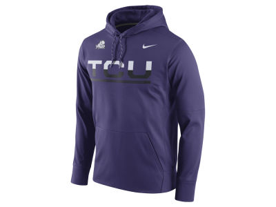 Texas Christian Horned Frogs Nike NCAA Men's Circuit Hoodie