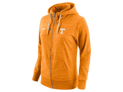 Tennessee Volunteers Nike NCAA Women's Tailgate Gym Vintage Full Zip Hoodie