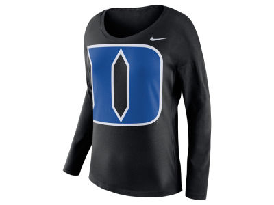 Duke Blue Devils Nike NCAA Women's Tailgate Long Sleeve Top