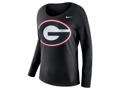 Georgia Bulldogs Nike NCAA Women's Tailgate Long Sleeve Top