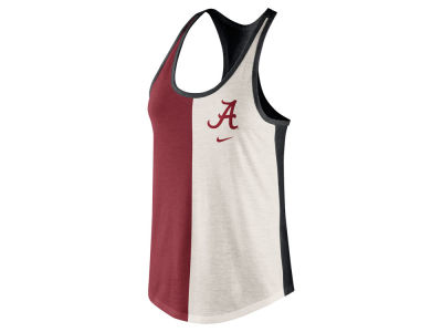 Alabama Crimson Tide Nike NCAA Women's Tri Divide Tank