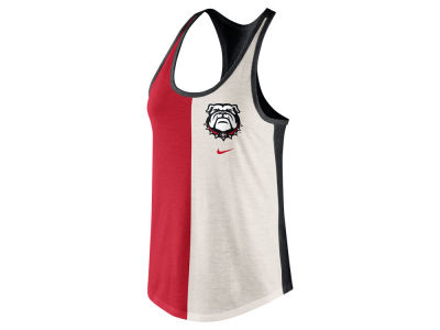 Georgia Bulldogs Nike NCAA Women's Tri Divide Tank
