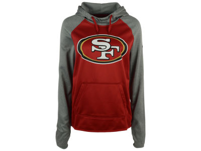 San Francisco 49ers Nike NFL Women's Tailgate All Time Hooded Sweatshirt