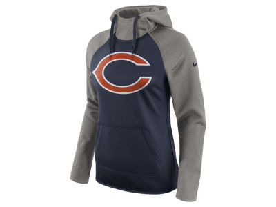 Chicago Bears Nike NFL Women's Tailgate All Time Hooded Sweatshirt