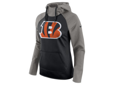 Cincinnati Bengals Nike NFL Women's Tailgate All Time Hooded Sweatshirt