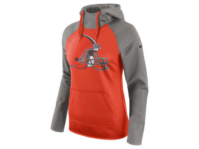 Cleveland Browns Nike NFL Women's Tailgate All Time Hooded Sweatshirt