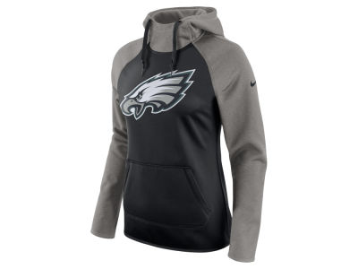 Philadelphia Eagles Nike NFL Women's Tailgate All Time Hooded Sweatshirt