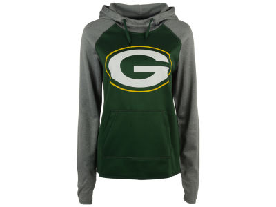 Green Bay Packers Nike NFL Women's Tailgate All Time Hooded Sweatshirt