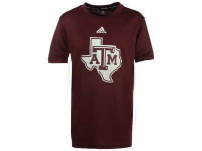Texas A&M Aggies Outerstuff NCAA Youth Sideline Post T-Shirt