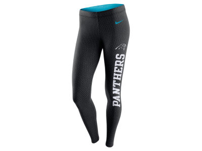 Carolina Panthers Nike NFL Women's Tailgate Leggings