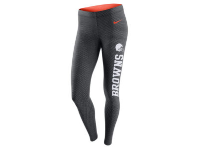 Cleveland Browns Nike NFL Women's Tailgate Leggings