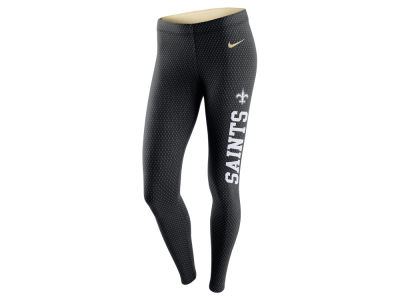 New Orleans Saints Nike NFL Women's Tailgate Leggings