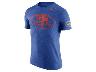 Florida Gators Nike NCAA Men's Tri-Blend Moments T-Shirt