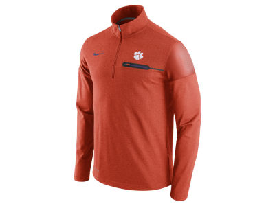 Clemson Tigers Nike NCAA Men's Elite Coaches Half Zip Pullover