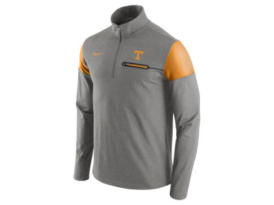 Tennessee Volunteers Nike NCAA Men's Elite Coaches Half Zip Pullover
