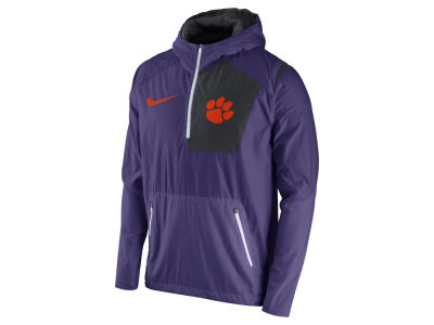 Clemson Tigers Nike NCAA Men's Speed Fly Rush Pullover Hoodie Jacket