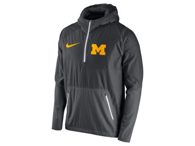 Michigan Wolverines Nike NCAA Men's Speed Fly Rush Pullover Hoodie Jacket