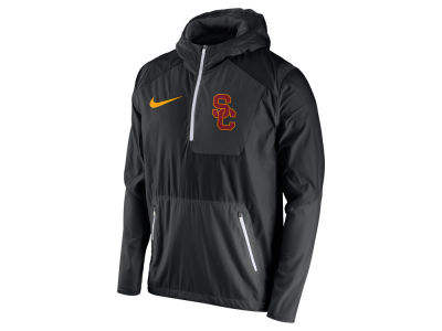 USC Trojans Nike NCAA Men's Speed Fly Rush Pullover Hoodie Jacket