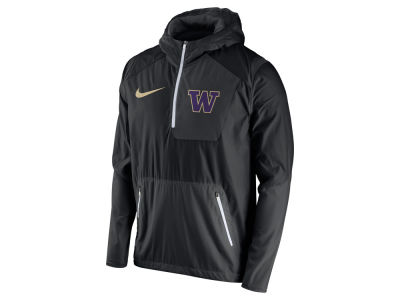 Washington Huskies Nike NCAA Men's Speed Fly Rush Pullover Hoodie Jacket