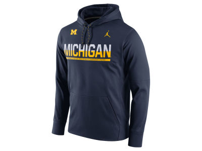 Michigan Wolverines Nike NCAA Men's Circuit Hoodie