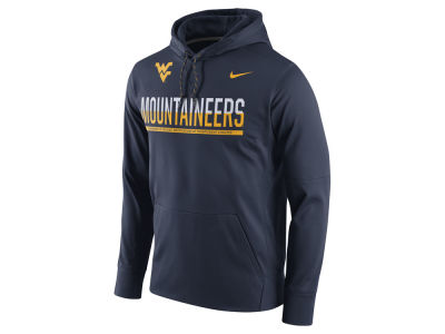 West Virginia Mountaineers Nike NCAA Men's Circuit Hoodie