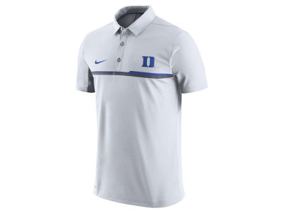 Duke Blue Devils Nike NCAA Men's Elite Coaches Polo Shirt