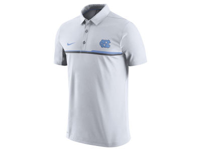 North Carolina Tar Heels Nike NCAA Men's Elite Coaches Polo Shirt