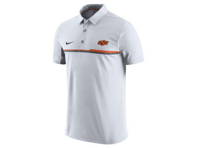 Oklahoma State Cowboys Nike NCAA Men's Elite Coaches Polo Shirt