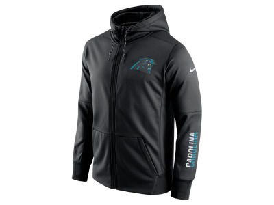 Carolina Panthers Nike NFL Men's Circuit Full Zip Hoodie
