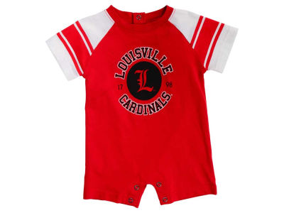 Louisville Cardinals NCAA Infant Hayden Romper