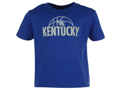 Kentucky Wildcats NCAA Youth Jack Basketball T-Shirt 2015