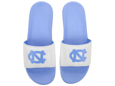 North Carolina Tar Heels Nike NCAA Men's Benassi Solarsoft Slide Sandals