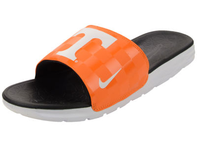 Tennessee Volunteers Nike NCAA Men's Benassi Solarsoft Slide Sandals