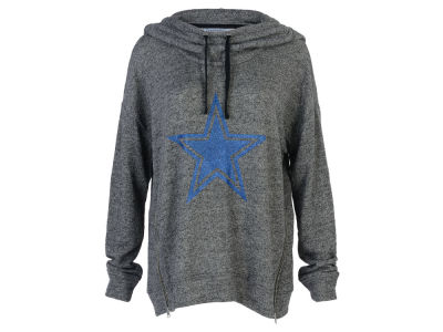 Dallas Cowboys NFL Women's Cartwright Cowl Hoodie