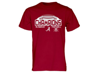 Alabama Crimson Tide Blue 84 NCAA Men's SEC Champ Locker Room T-Shirt