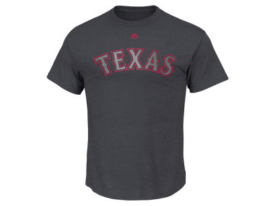 Texas Rangers Joey Gallo Majestic MLB Men's Platinum Player T-Shirt
