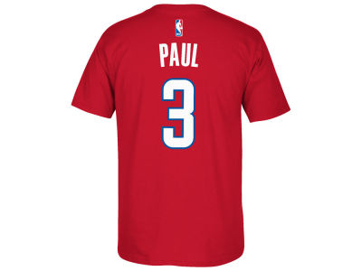 Los Angeles Clippers Chris Paul NBA Youth Name And Number T-Shirt