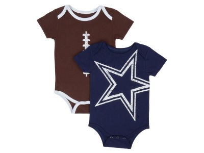 Dallas Cowboys NFL Newborn Meeks Set