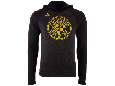 Columbus Crew SC adidas MLS Men's Slow Fade Long Sleeve T-Shirt