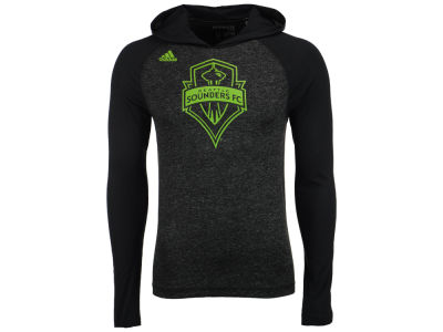 Seattle Sounders FC adidas MLS Men's Slow Fade Long Sleeve T-Shirt