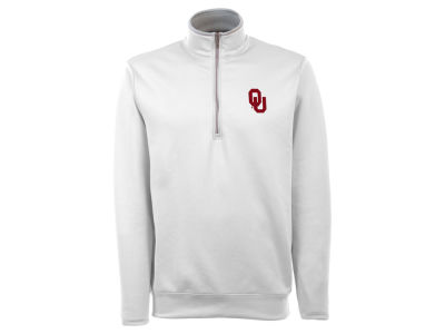 Oklahoma Sooners NCAA Leader Pullover Quarter Zip