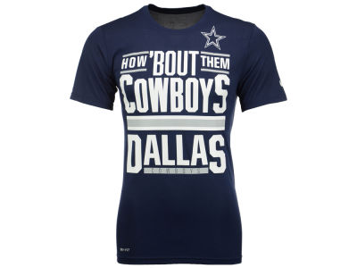 Dallas Cowboys Nike NFL Men's Local Fans T-Shirt