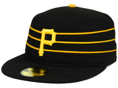 Pittsburgh Pirates New Era MLB Authentic Collection 59FIFTY Cap