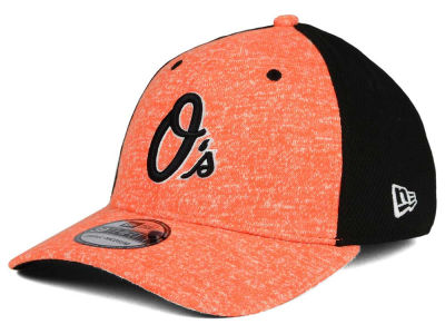 Baltimore Orioles New Era MLB Team Color Tech Fuse 39THIRTY Cap