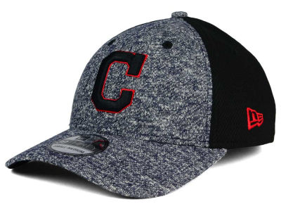Cleveland Indians New Era MLB Team Color Tech Fuse 39THIRTY Cap