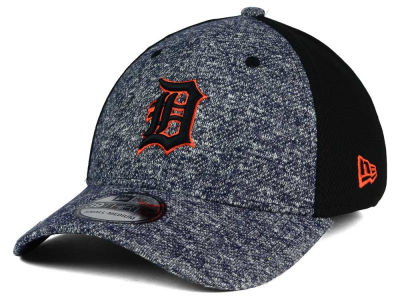 Detroit Tigers New Era MLB Team Color Tech Fuse 39THIRTY Cap