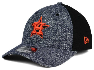 Houston Astros New Era MLB Team Color Tech Fuse 39THIRTY Cap