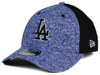 Los Angeles Dodgers New Era MLB Team Color Tech Fuse 39THIRTY Cap