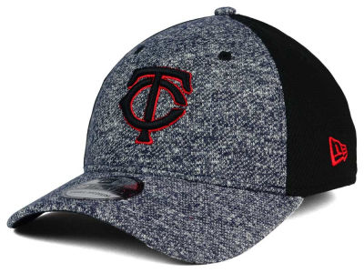 Minnesota Twins New Era MLB Team Color Tech Fuse 39THIRTY Cap